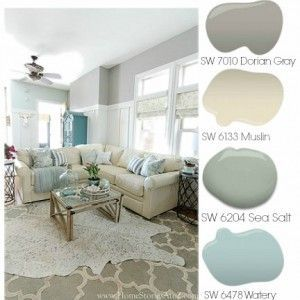 Best 25 Watery Paint Color Ideas On Pinterest