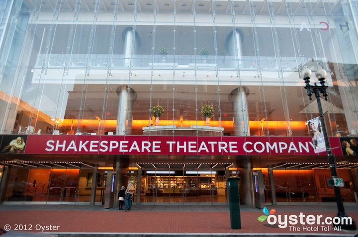 Shakespeare Theater Company, Downtown, Washington, D.C.