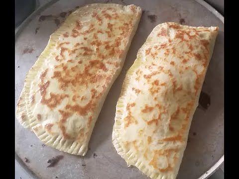 الوصفة الاصلية للكريب التركي بطريقة جديييدة و روووعة وسهلة/crêpe turque/gözleme recipe/ - YouTube