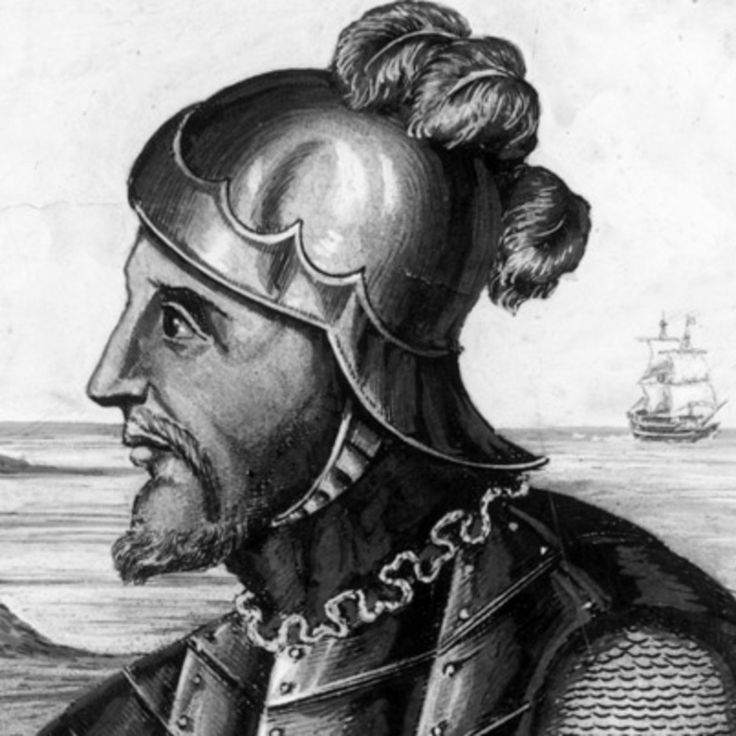 Vasco Nunez de Balboa (c. 1475 -1519) was a Spanish explorer, governor, and conquistador. He is best known for having crossed the Isthmus of Panama to the Pacific Ocean in 1513, becoming the first European to lead an expedition to have seen or reached the Pacific from the New World.