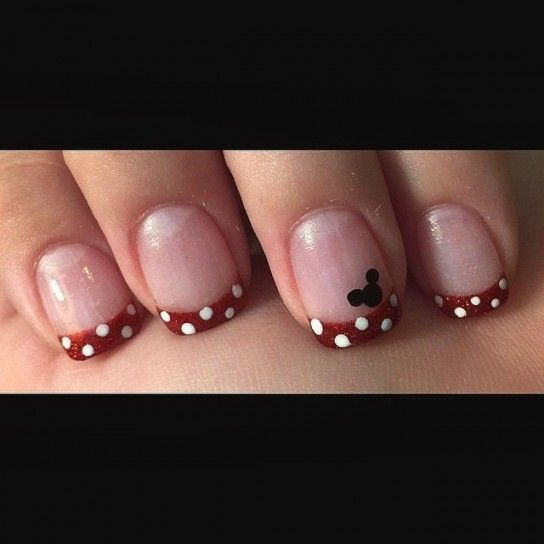 Nail art Disney (Foto 4/41) | PourFemme