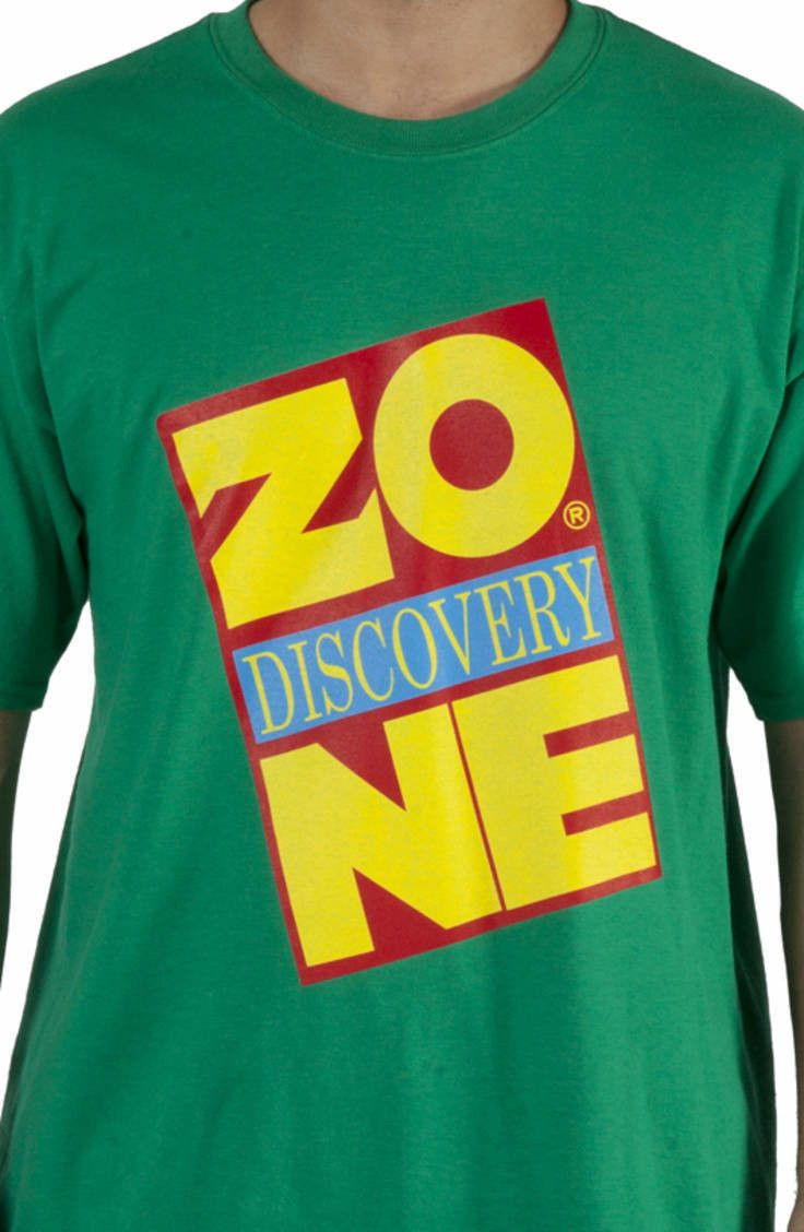 Discovery Zone T-Shirt (size XL)
