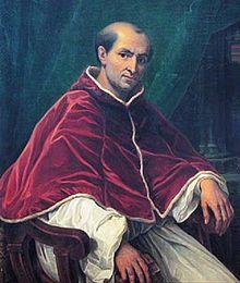 Pape Clément V  c1264-1314)  1° des 7 papes qui régnèrent en Avignon entre 1309 et 1377, naquit vers 1264 en Guyenne, près de Villandraut (actuellement en Gironde), fut élu pape en 1305 et décéda le 20 avril 1314 à Roquemaure