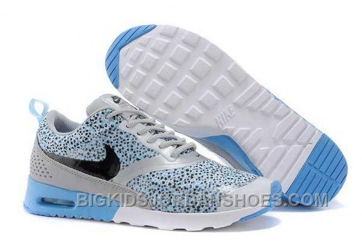 http://www.bigkidsjordanshoes.com/nike-air-max-thea-womens-blue-white-grey-online-afwxk.html NIKE AIR MAX THEA WOMENS BLUE WHITE GREY ONLINE AFWXK Only $79.00 , Free Shipping!
