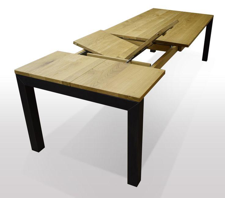 Esstisch 180 X 90 Cm Ausziehbar Eiche Sonoma Massiv Lackiert Woody  114 00263 Modern Jetzt Bestellen Unter: ...