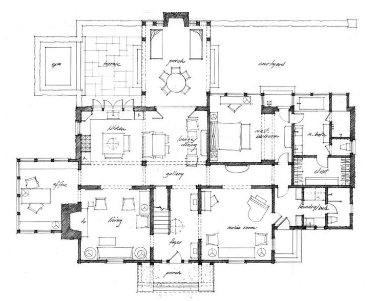 Architectural Plans also Linen Rooms Luggage Rooms Serveries And additionally Arts and craft houses house plans together with Bobby Mcalpine in addition Journal. on bobby mcalpine interiors