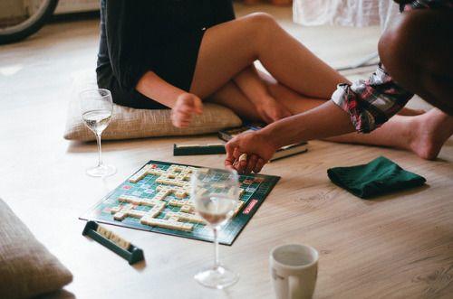Jouer à un jeu de société...