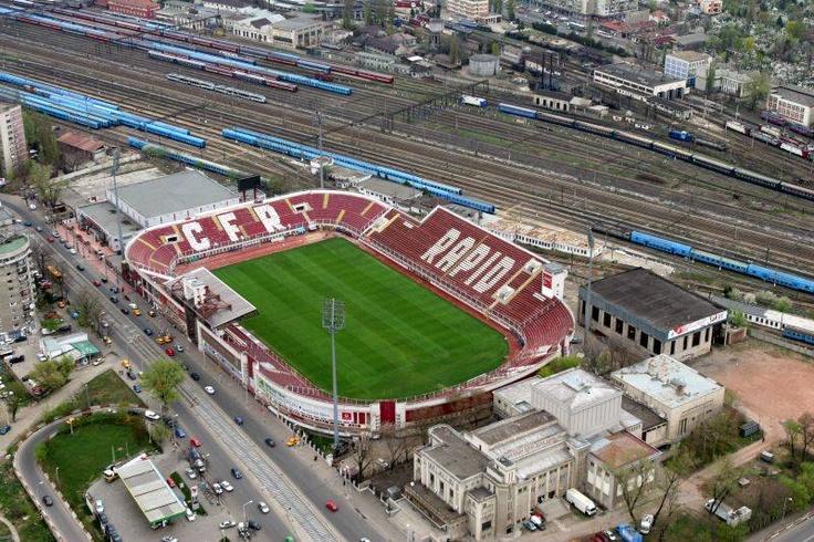 Stadionul Giulesti-Valentin Stanescu - Rapid Bucuresti