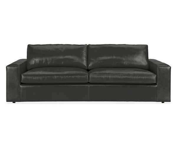 Harding Leather Guest Select Sleeper Sofas Sleeper Sofas