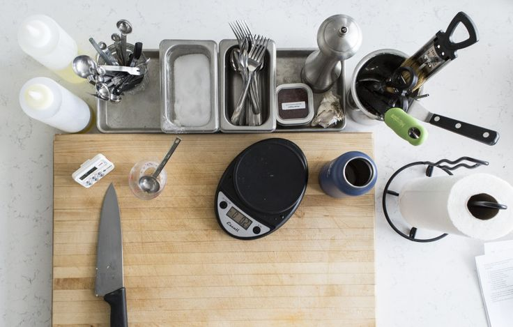 To be a better cook, you first need a better workstation. Here's how to set yourself up for success.