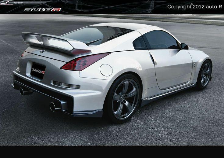 Nissan 350Z Heckspoiler, Rear- Spoiler, Trunk Spoiler, #NISMO#