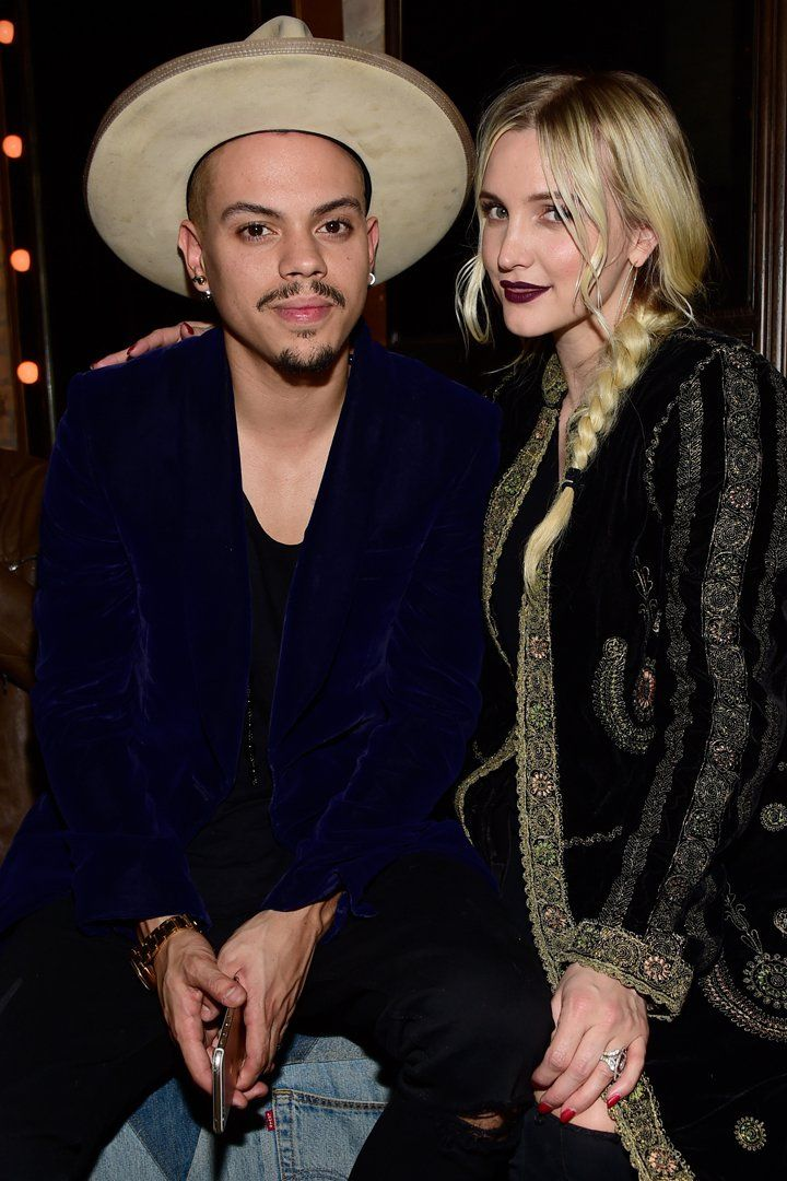 Ashlee Simpson's Kids Are as Cute as Buttons in This New Family Photo