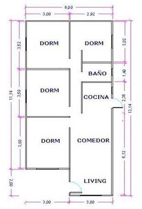 Ver plano plano cabana gratis planos ver planos de maderas - Planos de una vivienda ...