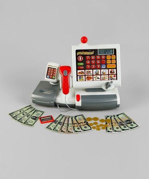 electronic cash register toy - photo #3