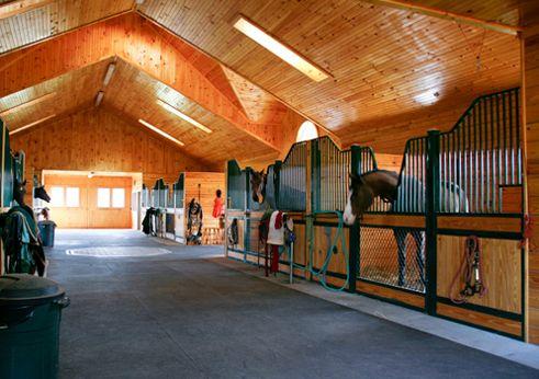 Horse Barn Design Riding Arena Design B Builders Pa De