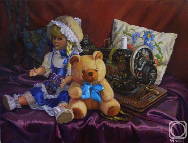 Страна куклолюбов (Клуб любителей кукол)
