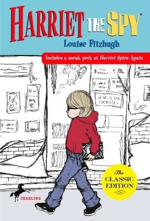 Harriet the Spy : another childhood favorite!