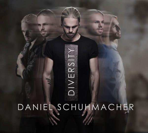 Daniel Schuhmacher  - DIVERSITY (2013)  - Cover Art ( Fokus Fotografie )