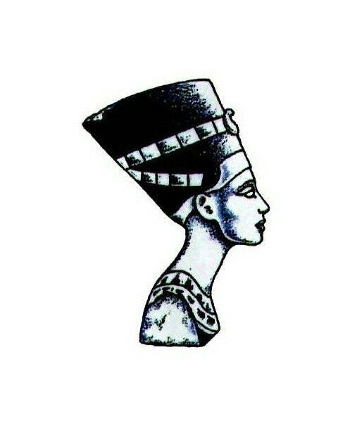 *cleopatra*tattoo*idea*pharaon*
