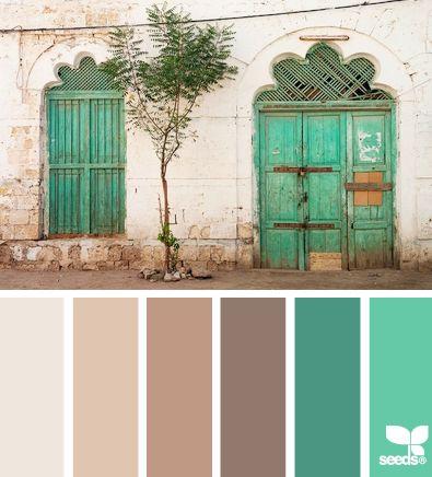 Street Hues ~ Design Seeds®