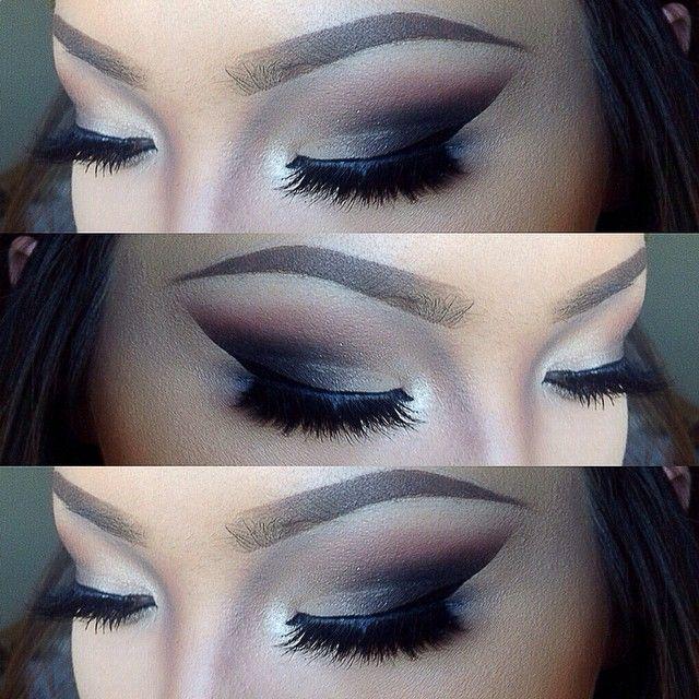 i wasnt blessed with those amazing big eyelids that anything you put on looks amazing ...