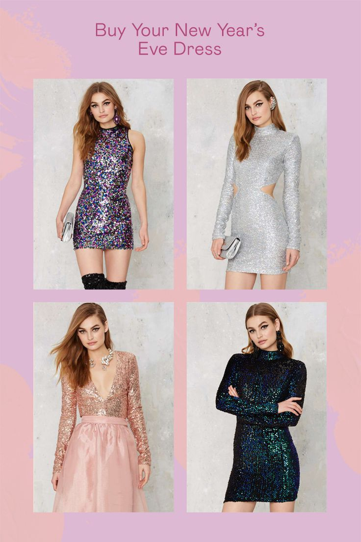 This New Year's Eve, all we want is sequins on sequins. Find your perfect look to ring in 2016 at Nasty Gal!