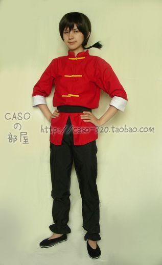 >> Click to Buy << 2016 Ranma 12 Ranma Nibun-no-Ichi Ranma Ranma Saotome Cosplay Costume With Shoes #Affiliate