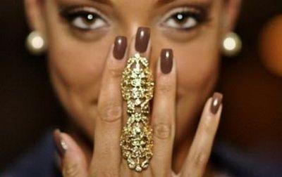 Новая грань моды: роскошные фаланговые кольца или кольца-миди - Ярмарка Мастеров - ручная работа, handmade