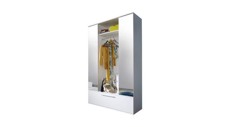 Ela előszobafal - előszobafal - Modern bútor - német bútor - Enterieur Bútor Kft.