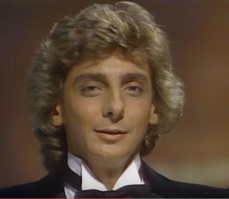 Barry Manilow Wins Pop Male - AMA 1980