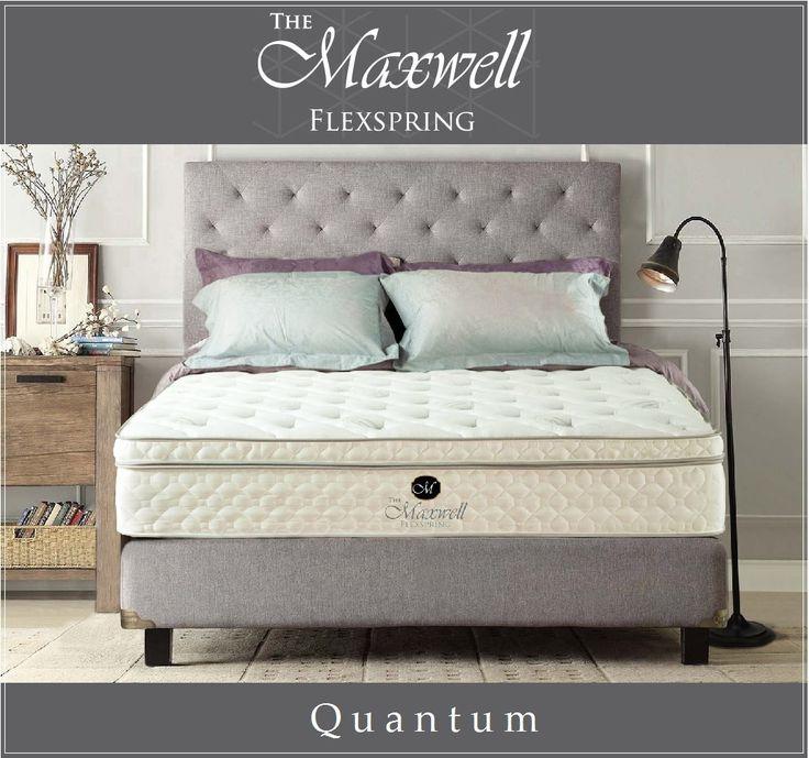 Vysoké americké postele : Luxusní vysoká postel - Flexspring 2015