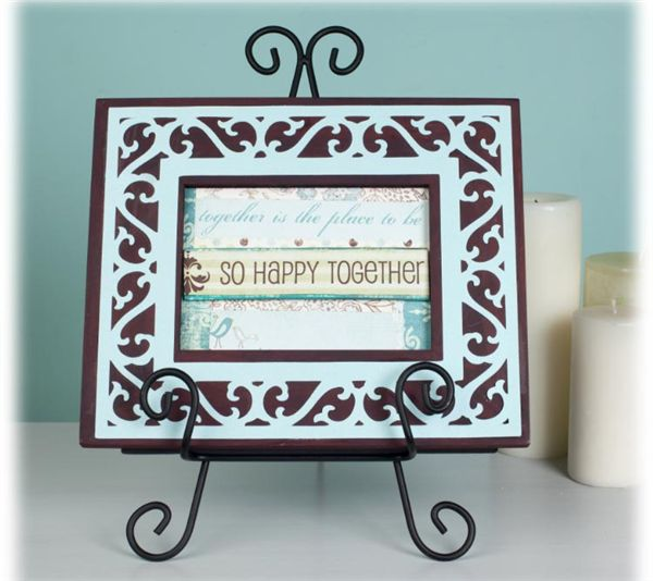 33 best images about cricut fancy frames on pinterest for Best place to get picture frames