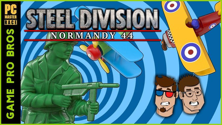 Steel Division Normandy 44 - General Chad Hitler - Game Pro Bros