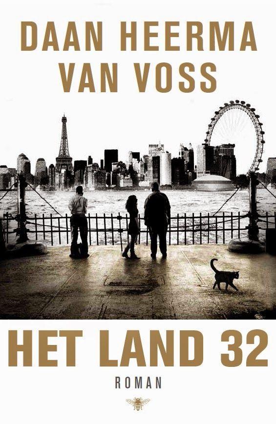 Liefde voor de Roman: Daan Heerma van Voss - Het land 32