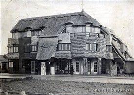 Ozonia Hotel during WW2 Canvey Island