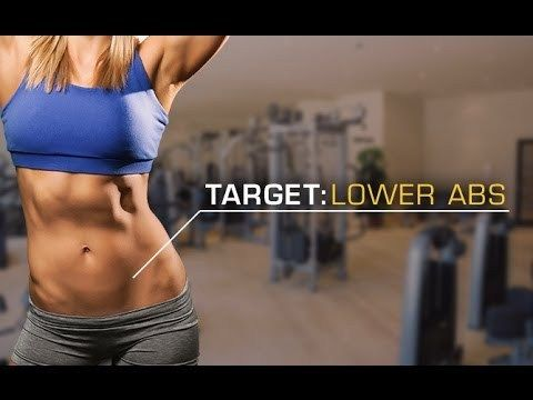 Focus: Lower Abs Using A Pull-Up Bar