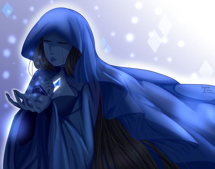 Blue Diamond by Dani69420.deviantart.com on @DeviantArt