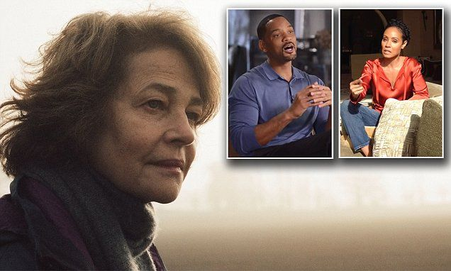 'It's anti-white racism': Charlotte Rampling attacks Oscar boycott. 'Maybe black actors don't deserve to be on the final stretch?'