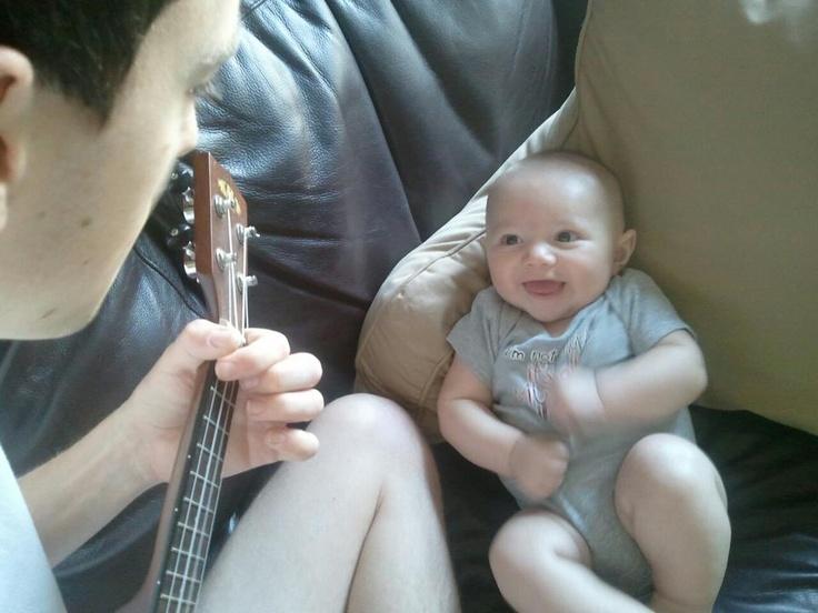 Awww play it again Uncle Devin!