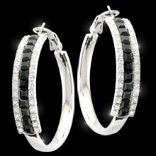 Woman's Earrings The It Girl!- Fifth Avenue Collection :: Beautiful Jewellery :: We Create Beauty and Success
