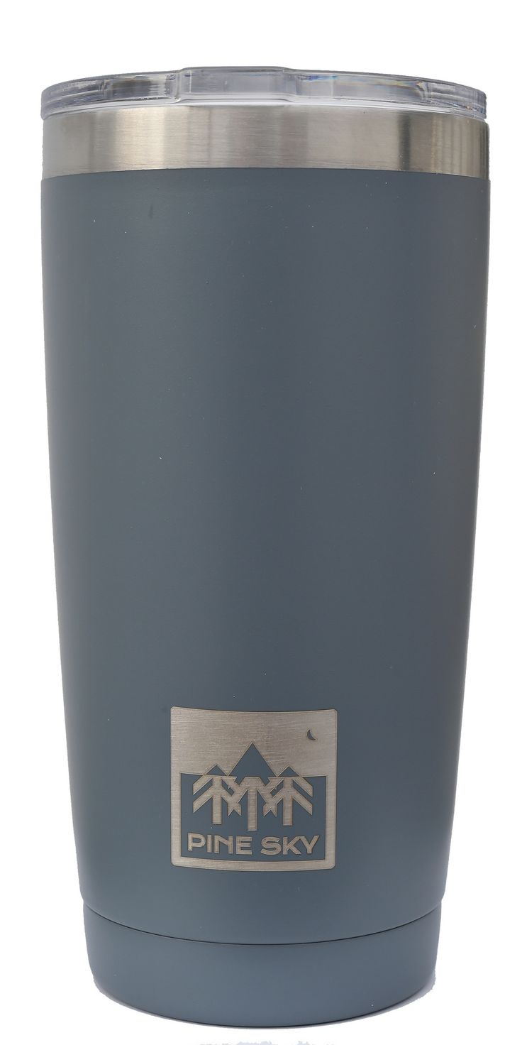 Pine Sky Traveler, Stainless Steel Vacuum Insulated Tumbler