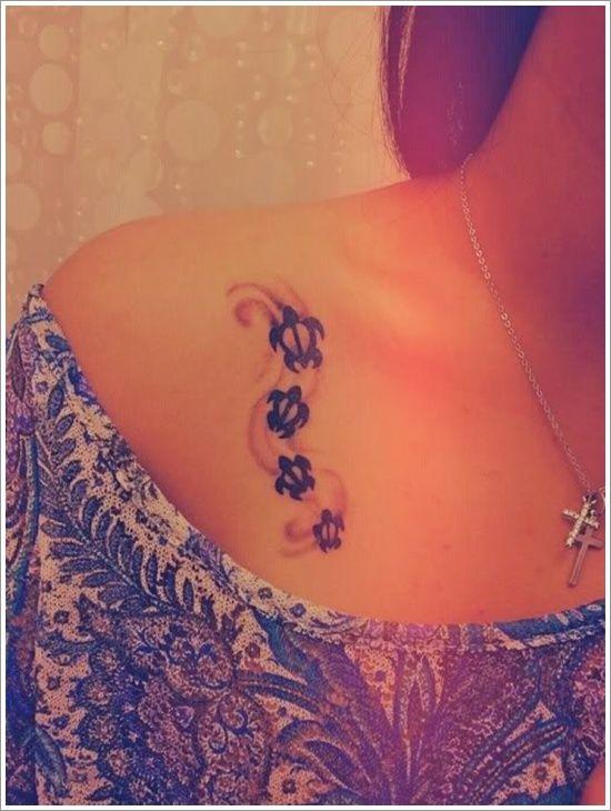 Best 25+ Cute turtle tattoo ideas on Pinterest | Turtle tattoos, Turtle henna and Sea turtle tattoos