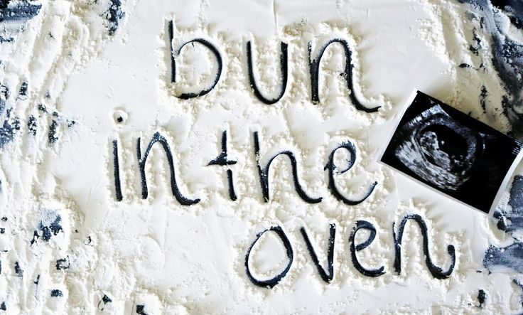Bun In The Oven.