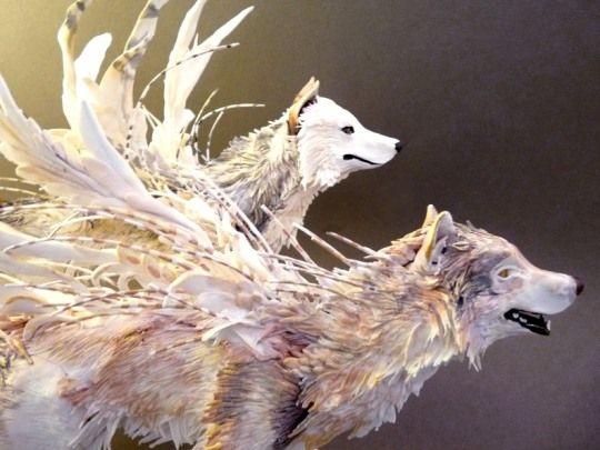 Best Artist Ellen Jewett Beth Cavaner Stitcher Images On - Surreal animal plant sculptures ellen jewett