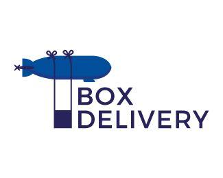 Logo Design - Box delivery