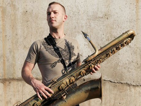 Colin StetsonStetson Announcements, Colin O'Donoghue, Bass Saxophones, Real Living, Musicians Colin, Album Plans, Saxophones Virtuoso, Colin Stetson, Album Feat