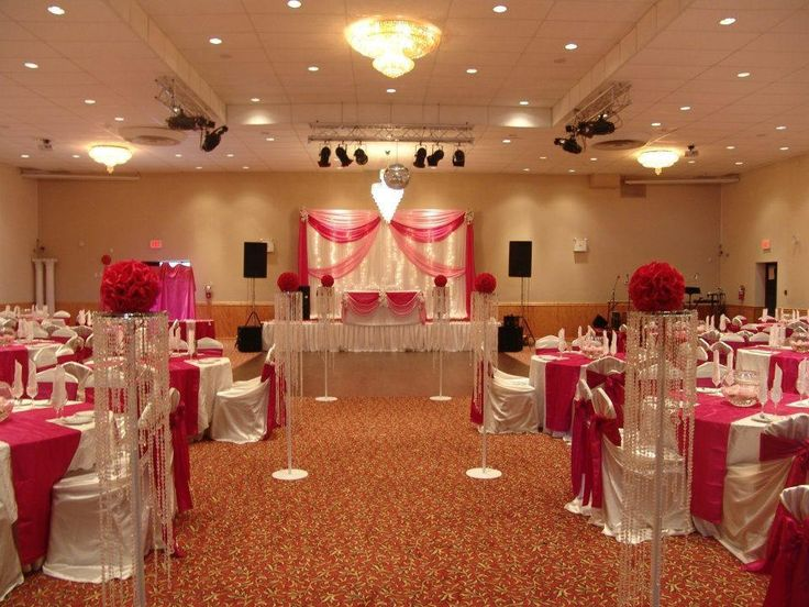 75 best images about lilly 39 s quince ideas on pinterest for Hall decoration pictures