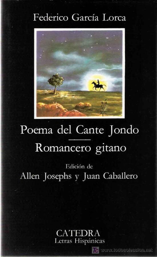 Poema del Cante Jondo | Romancero gitano - FEDERICO GARCÍA LORCA