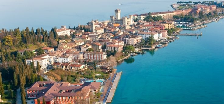 147 best ideas about sirmione lake garda italy on - Hotel sirmione con piscina termale ...