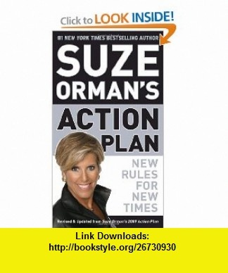 Suze Ormans Action Plan New Rules for New Times (9780812981551 - action plan in pdf